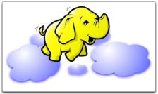 Hadoop in the cloud